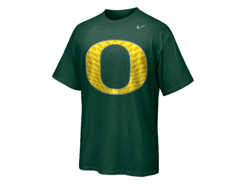 Oregon Ducks Nike NCAA Fast Is Faster Authentic T-Shirt