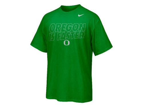 Oregon Ducks Nike NCAA Fast Is Faster T-Shirt