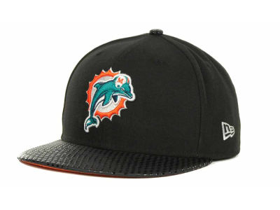 Miami Dolphins NFL Tonal Dot Visor 59FIFTY Cap Hats