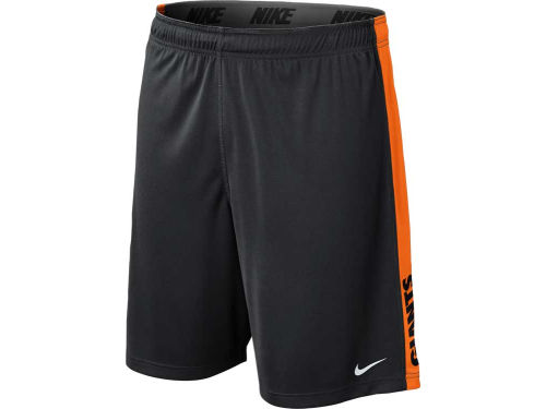 San Francisco Giants Nike MLB AC Dri-Fit Fly Short 2013