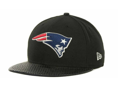 New England Patriots NFL Tonal Dot Visor 59FIFTY Cap Hats