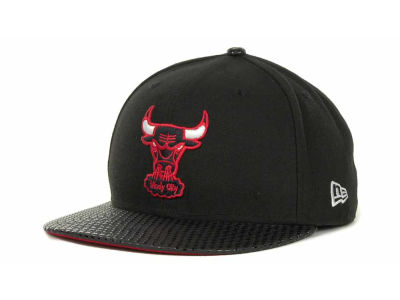Chicago Bulls NBA Tonal Dot Visor 59FIFTY Cap Hats