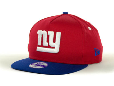 New York Giants NFL Kids Turnover Snapback 9FIFTY Cap Hats