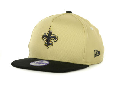 New Orleans Saints NFL Kids Turnover Snapback 9FIFTY Cap Hats
