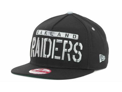 Oakland Raiders NFL Saweet Snapback 9FIFTY Cap Hats
