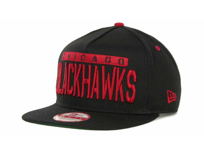 Chicago Blackhawks NHL Saweet Snapback 9FIFTY Cap Hats