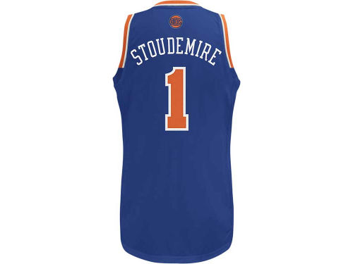 New York Knicks Amare Stoudemire adidas NBA Revolution 30 Swingman Jersey