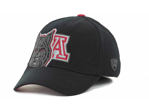 Arizona Wildcats Top of the World NCAA Clutch Black Cap Hats