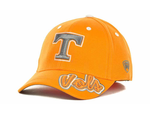 Tennessee Volunteers Top of the World NCAA Downshift TC Cap Hats