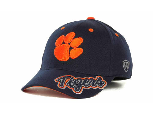 Clemson Tigers Top of the World NCAA Downshift TC Cap Hats