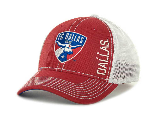 FC Dallas adidas MLS Coaches Flex Cap Hats