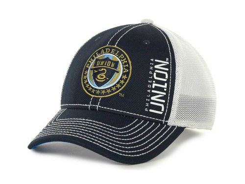 Philadelphia Union adidas MLS Coaches Flex Cap Hats