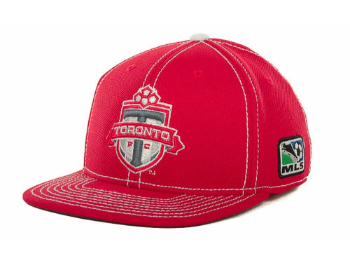 Toronto FC adidas MLS Player Flex Cap Hats