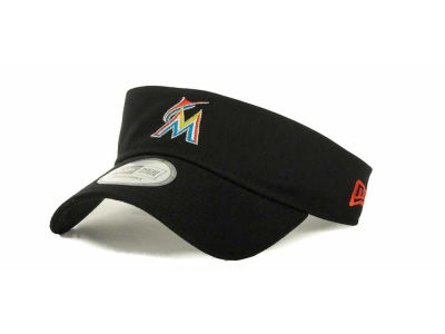 Miami Marlins MLB Dugout Visor Hats