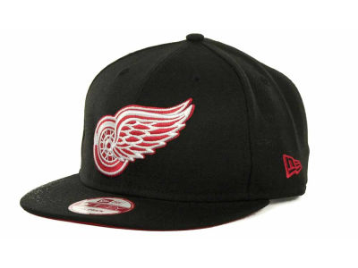 Detroit Red Wings NHL Basic Strapback 9FIFTY Cap Hats