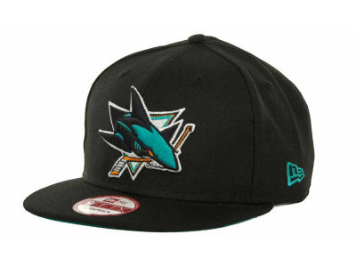 San Jose Sharks NHL Basic Strapback 9FIFTY Cap Hats