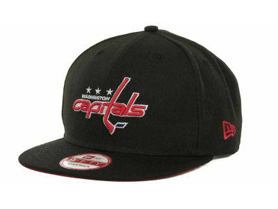 Washington Capitals NHL Basic Strapback 9FIFTY Cap Hats
