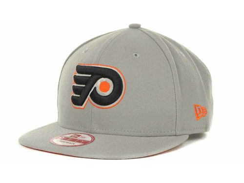 Philadelphia Flyers New Era NHL Basic Strapback 9FIFTY Cap Hats