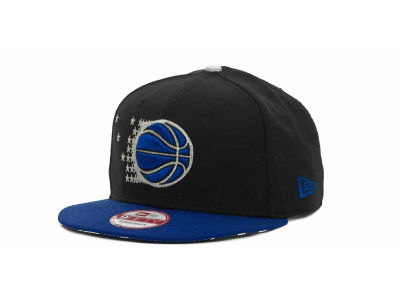 Orlando Magic NBA Hardwood Classics Z-Back Strapback 9FIFTY Cap Hats