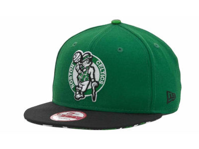 Boston Celtics NBA Hardwood Classics Z-Back Strapback 9FIFTY Cap Hats