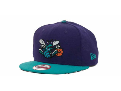 New Orleans Hornets NBA Hardwood Classics Z-Back Strapback 9FIFTY Cap Hats