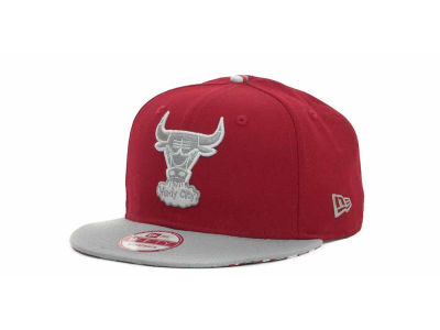 Chicago Bulls NBA Hardwood Classics Z-Back Strapback 9FIFTY Cap Hats