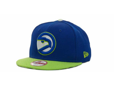 Atlanta Hawks NBA Hardwood Classics Z-Back Strapback 9FIFTY Cap Hats