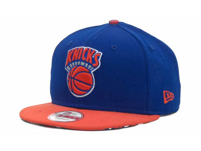 New York Knicks NBA Hardwood Classics Z-Back Strapback 9FIFTY Cap Hats