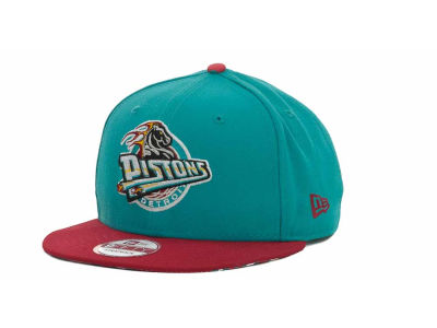 Detroit Pistons NBA Hardwood Classics Z-Back Strapback 9FIFTY Cap Hats