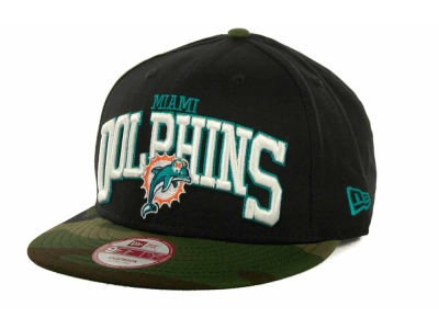 Miami Dolphins NFL Snap BackIn 9FIFTY Cap Hats