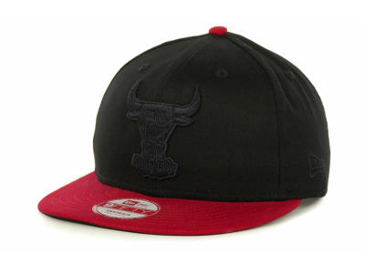 Chicago Bulls NBA Hardwood Classics 2 Tone Tonal Snapback 9FIFTY Cap Hats