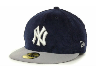 New York Yankees MLB Team Cord 59FIFTY Cap Hats