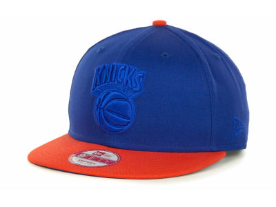 New York Knicks NBA Hardwood Classics 2 Tone Tonal Snapback 9FIFTY Cap Hats