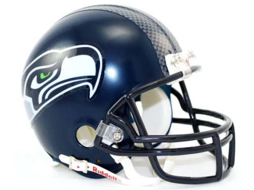 Seattle Seahawks Riddell NFL Mini Helmet