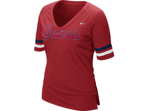 St. Louis Cardinals Nike MLB Womens Fan T-Shirt