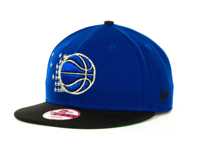 Orlando Magic NBA Hardwood Classics 2 Tone Base Snap 9FIFTY Cap Hats