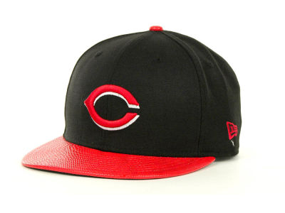 Cincinnati Reds MLB Snake Thru 9FIFTY Strapback Hats