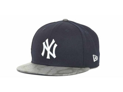 New York Yankees MLB Snake Thru 9FIFTY Strapback Hats
