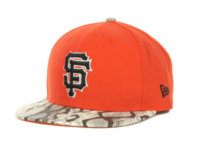 San Francisco Giants MLB Snake Thru 9FIFTY Strapback Hats