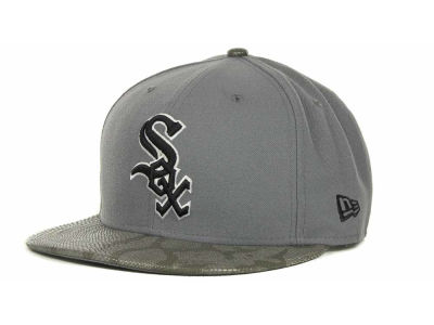 Chicago White Sox MLB Snake Thru 9FIFTY Strapback Hats