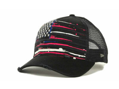 New Era Emblem Honor 9FORTY Trucker Cap Hats