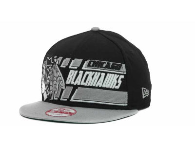 Chicago Blackhawks NHL Line Change 9FIFTY Snapback Hats