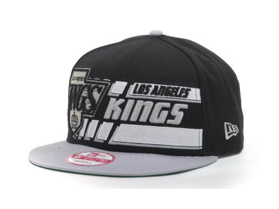 Los Angeles Kings NHL Line Change 9FIFTY Snapback Hats