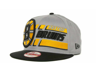 Boston Bruins NHL Line Change 9FIFTY Snapback Hats