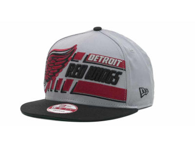 Detroit Red Wings NHL Line Change 9FIFTY Snapback Hats