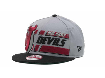 New Jersey Devils NHL Line Change 9FIFTY Snapback Hats