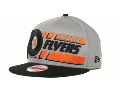 Philadelphia Flyers NHL Line Change 9FIFTY Snapback Hats