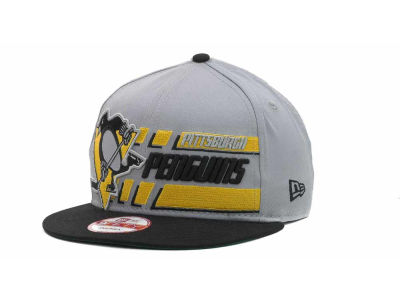 Pittsburgh Penguins NHL Line Change 9FIFTY Snapback Hats