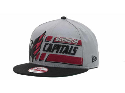 Washington Capitals NHL Line Change 9FIFTY Snapback Hats