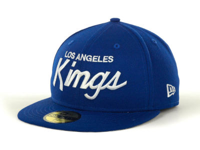 Los Angeles Kings NHL Nefs Basic 59FIFTY Cap Hats